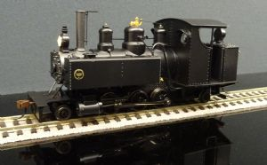 29505 Baldwin Class 10 2-6-2T Trench Loco On30